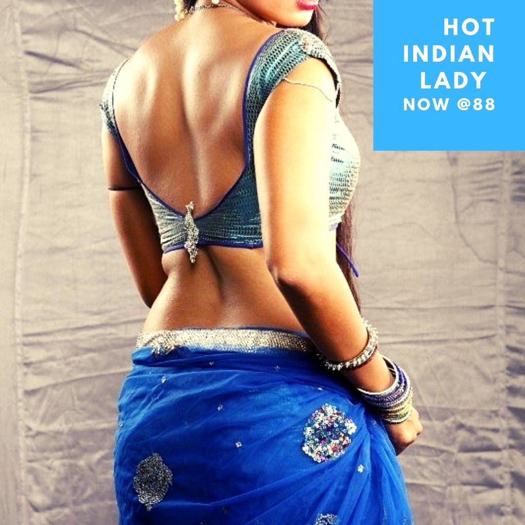 (New Indian lady at 88 )